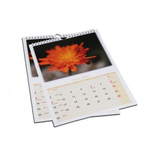 Kalender A5 21,0 cm x 14,8 cm